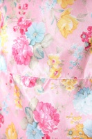 Женский шелковый халат 6