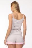 Нежная трикотажная пижама 1404