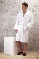 Банный халат Arctic White (№363)