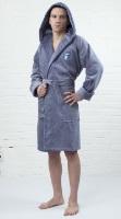 Спортивный укороченный халат Boxer