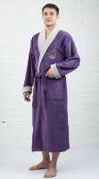 Мужской халат из бамбука Club Style