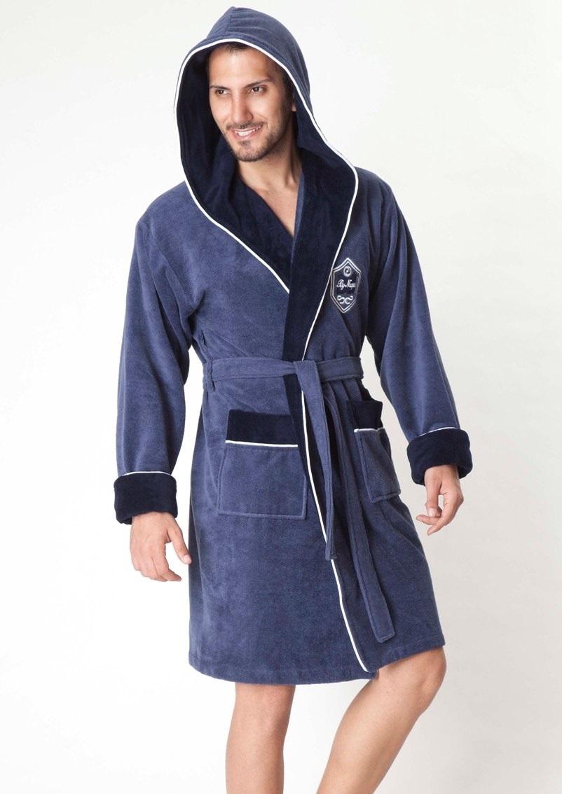 Спортивный халат из бамбука NS 7160-1