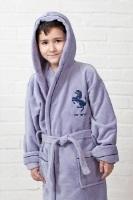 Бамбуковый подростковый халат Ferra Sport