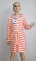 Детский халат из облегченной махры 1-1